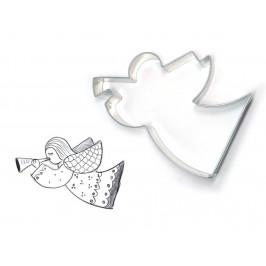 Vykrajovátko - Anděl letící -