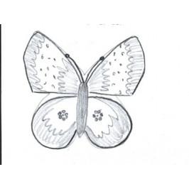 Vykrajovátko - Motýl 2 -