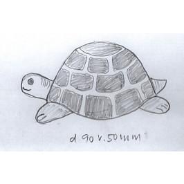 Vykrajovátko - Želva -