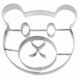 Vykrajovátko - Hlava medveďa nerez 8 cm - Städter