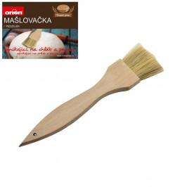Maslovačka drevo plochá š. 4cm - ORION domácí potřeby