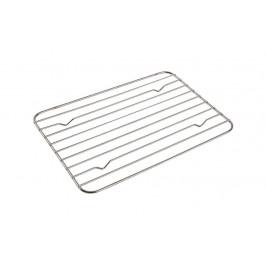 Rošt na chladenie, grilovanie i pečenie 24x16,5 cm -