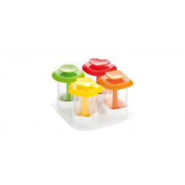 Tescoma PRESTO Foodstyle 422240.00 Tvorítka na jednohubky PRESTO Foodstyle, 4 tvary