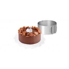 Tescoma Delícia 623380.00 Nastaviteľná forma na tortu guľatá DELÍCIA