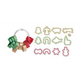 Tescoma Delícia 630902.00 Vykrajovače vianočné DELÍCIA, 13 ks