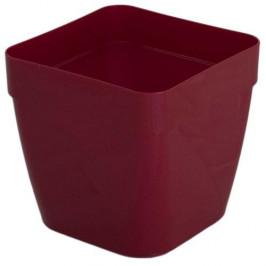 Strend Pro 255113 Kvetinac ICS PANDORA 18x18 cm, červený