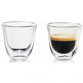 Delonghi Pohár Espresso 60ml s/2