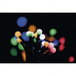 Emos Vianočná reťaz LED CHERRY multifunkčná s časovačom 10m RGB ZY2163