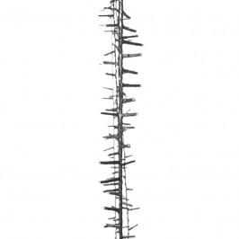 Emos Vianočná reťaz LED strapec s časovačom 8m studená biela ZY2036T