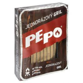 Strend Pro 2210294 Gril PE-PO®, jednorázový, FSC®