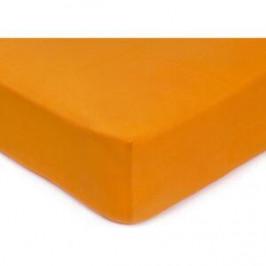 Plachta Jersey 180x200 cm mandarinka 8581301778567