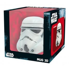 Hrnček Star Wars - Stormtrooper 3D 350ml M00008