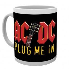 Hrnček AC/DC – Plug me in 295ml M00239