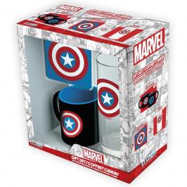 Darčekový set Captain America M00275