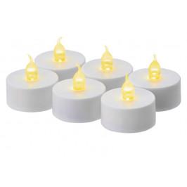 Emos LED dekorácia 6ks čajová sviečka biela + 6*CR2032 ZY2149