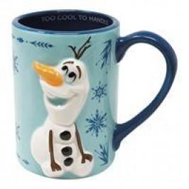 Hrnček Frozen 2 - Olaf a vločky 3D 350ml M00387