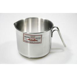 Makro 59155 Hrnček na mlieko nerez 14cm 1,6l
