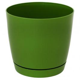 Florasystém Coubi oliva 13,5xh12,4cm/1,2l 42626