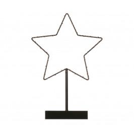 EMOS LED Vianočná dekorácia STAR 30xLED/1,28W/4,5V