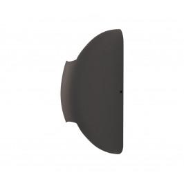 Milagro LED Nástenné vonkajšie svietidlo WALL LED/6W/230V IP44 šedá