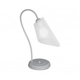 Luminex Stolná lampa GAVI 1xE27/60W/230V šedá