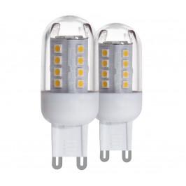 Eglo SET 2x LED Žiarovka G9/2,5W