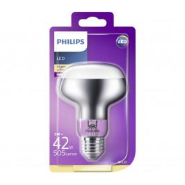 Philips LED Reflektorová žiarovka Philips R80 E27/5W/230V