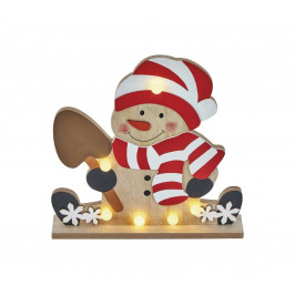 EMOS LED Vianočná dekorácia XMAS 6xLED/0,36W/2xAA