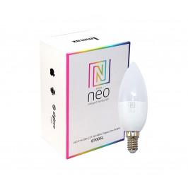 Immax LED žiarovka Neo E14 5W farebná + teplá biela, stmievateľná