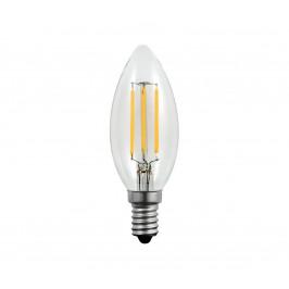 Polux LED Žiarovka E14/4W/230V 3000K