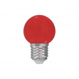 Wojnarowscy LED žiarovka E27/1W/230V červená 5500