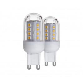 Eglo SADA 2x LED žiarovka G9/2,5W/230V 4000K