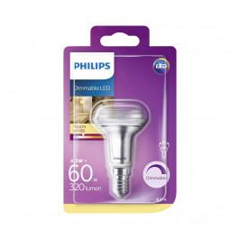 Philips LED Stmievateľná žiarovka Philips R50 E14/4,3W/230V 2700K