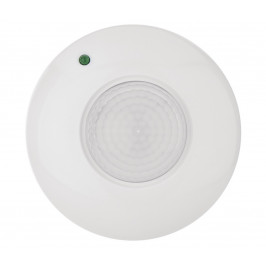 EMOS Senzor pohybu PIR B 360° 1200W/230V biela