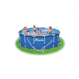 Bazén Florida 3,05x0,76 + KF 1,25 m3