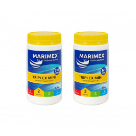 Marimex Triplex MINI 3v1 0,9kg - sada 2 ks