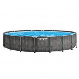 Bazén Florida Premium Greywood 4,57x1,22 m s kartušovou filtráciou a príslušenstvom