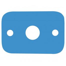 Plávacia doska - modrá