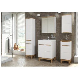 ArtCom Kúpeľňový komplet BALI - BIELA