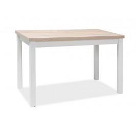 Signal Jedálenský stôl ADAM/sonoma dub 100x60
