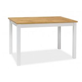 Signal Jedálenský stôl ADAM/Dub Wotan 100x60