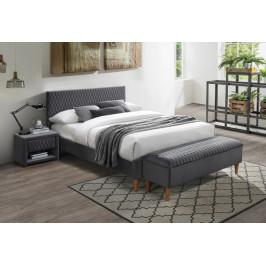 Signal Manželská posteľ Azurro 180x200