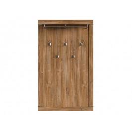 BRW Vešiakový panel: GENT - PAN/16/10 Farba: dub stirling