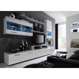 Artcam Obývacia stena Logo II biela