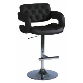 Signal Barová stolička C-141 čierna