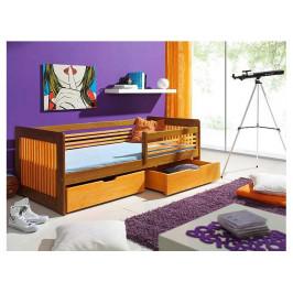ArtBed Detská posteľ Klara Prevedenie: Borovica prírodná