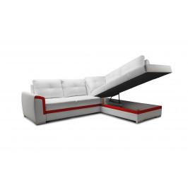Stagra Rohová sedacia súprava VERONA Verona: Sedacia súprava s rozkladom a s úložným priestorom