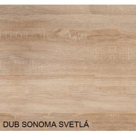 WIP Skladací jedálenský stôl EXPERT 9 Farba: dub sonoma