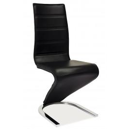 Signal Jedálenská stolička H-669 / čierna