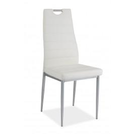 Signal Jedálenská stolička H-260 Farba: Biela
